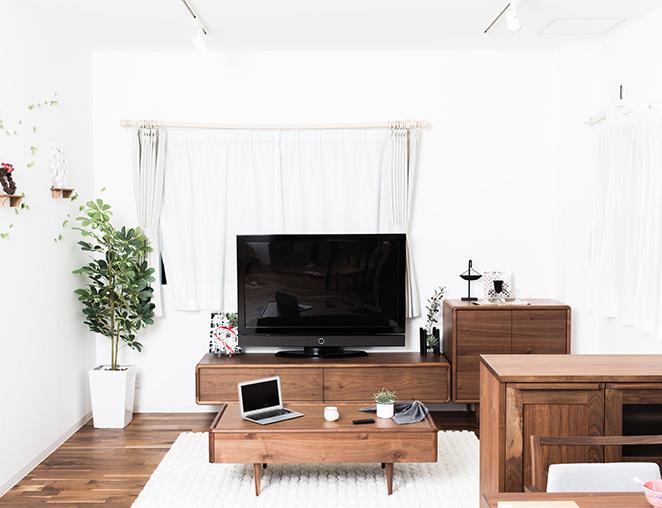 家具の色遣いを考えよう