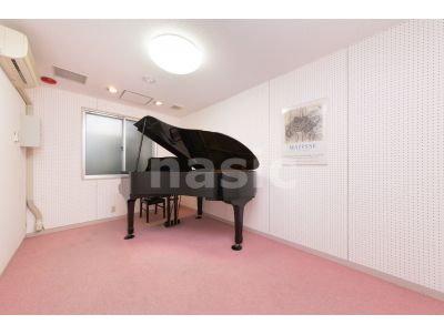 防音のピアノ室もあります♪(200円/1h)